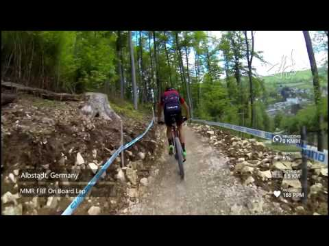 2017 Albstadt UCI MTB World Cup - On board lap