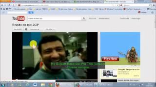 Como baixar videos da internet usando o Mozilla Firefox video aula