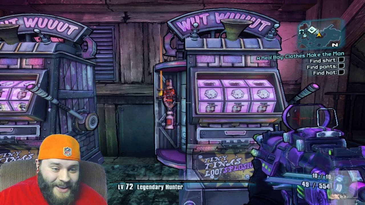 Slot Machine Trick Borderlands 2