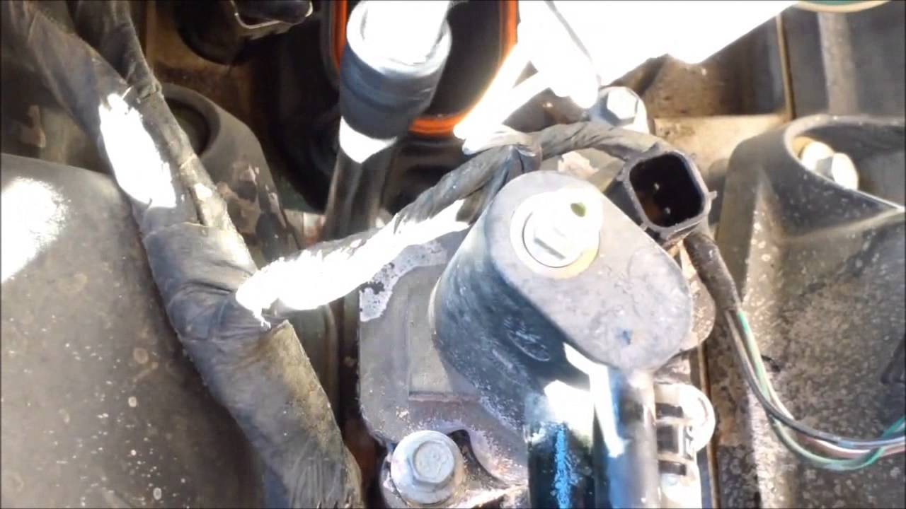 how to replace coolant outlet housing chrysler sebring √ fix it angel -  youtube