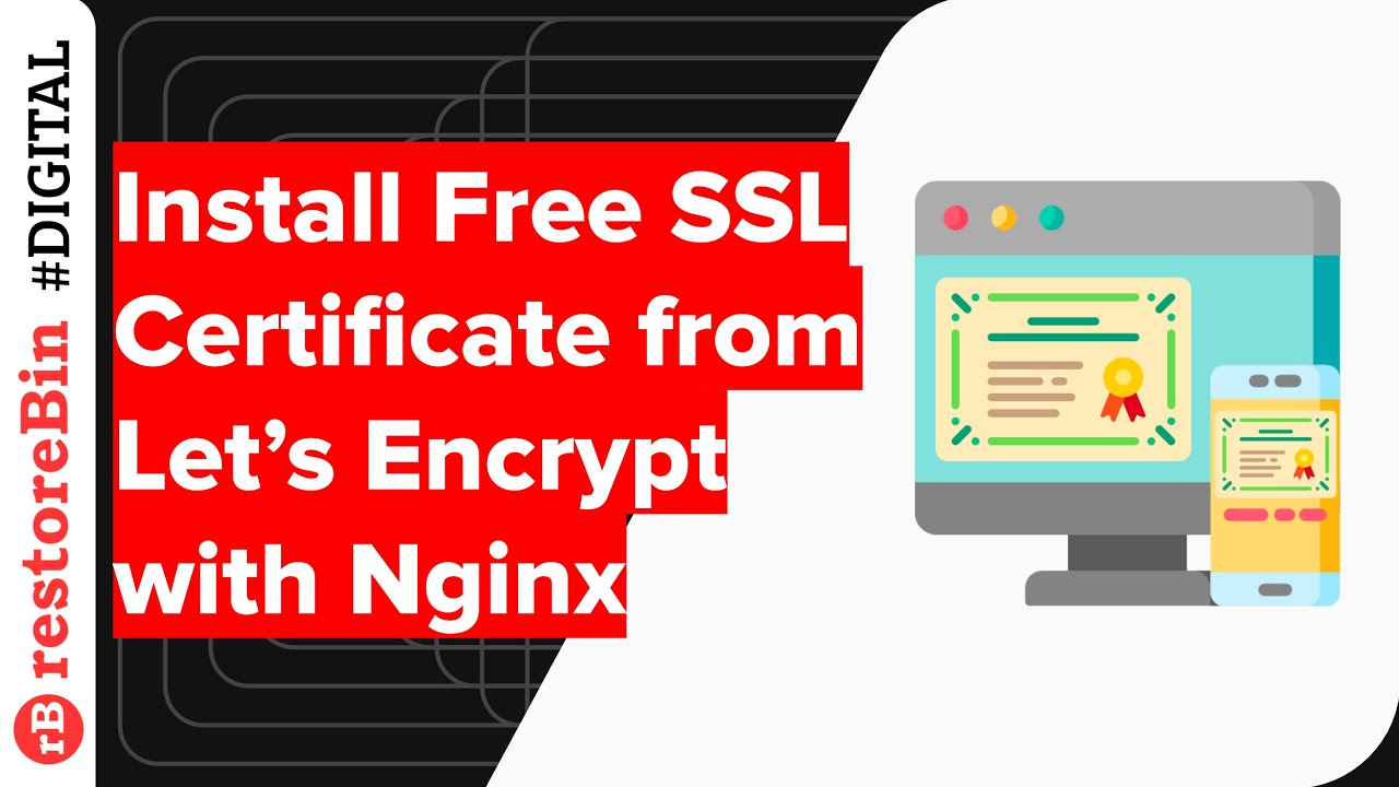 Setup Free SSL Certificate from LetsEncrypt for Nginx using Certbot