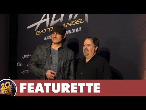 Alita: Battle Angel | Offizielle Featurette: Sneakpeek | Deutsch HD German (2018)