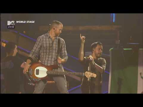 Linkin Park - One Step Closer MTV World Stage HD (Monterrey 2012)