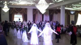 встреча жениха и невесты ансамбль Махачкала