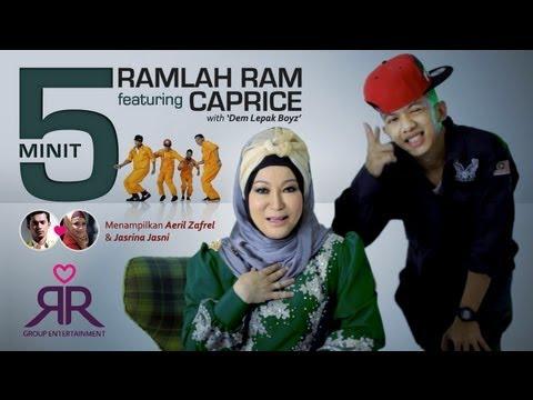 5:00 Minit by Ramlah Ram ft Caprice & Dem Lepak Boyz [OFFICIAL VIDEO] starring Aeril Zafrel