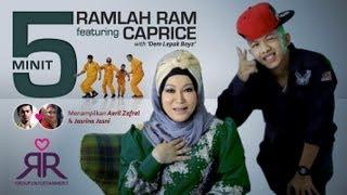 Download lagu 5:00 Minit by Ramlah Ram ft Caprice & Dem Lepak Boyz [OFFICIAL VIDEO] starring Aeril Zafrel