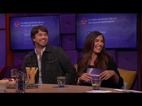 Hoeveel weten Luuk en Humberto over seks? - RTL LATE NIGHT