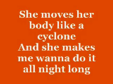 Cyclone - Baby Bash (Lyrics)