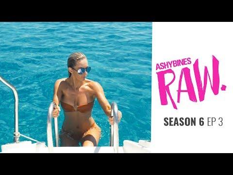 Ashy Bines Raw Season 6 Episode 3 - Ibiza