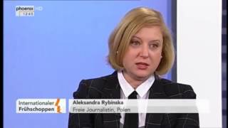 Journalist: Ich rechne mit einer Katastrophe und Merkel benutzt ihr Gehirn nicht!