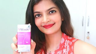 V Wash | V Wash How to Use in Hindi | Itsarpitatime