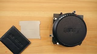 Mounting a large format lens with a Copal 3 shutter