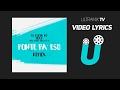 El Puma RD ✘Abel Ortiz✘Jerry El Sp- Ponte Pa´ Eso - Remix - (Video Lyrics)//Ultramix TV