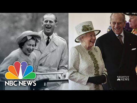 Queen Elizabeth II And Prince Philip's Love Story   NBC Nightly News