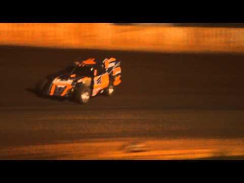 Part 2/2 7-3-2014 Rice Lake Speedway Modified B Main Jeff Spacek