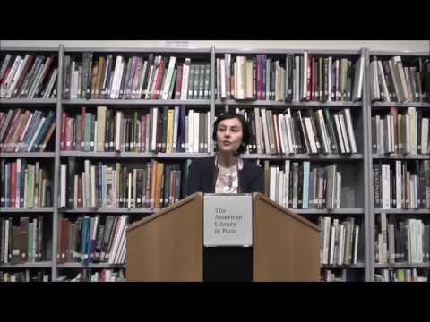 Mai Al-Nakib @ The American Library in Paris | 25 March 2015
