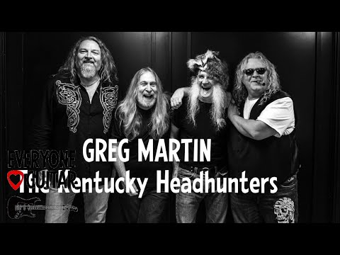 Greg Martin Interview - Kentucky Headhunters, Live at The Ramblin' Man Fair - Everyone Loves Guitar Mp3