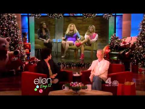 (2012-12-18) The Ellen Show - Bruno Mars Interview