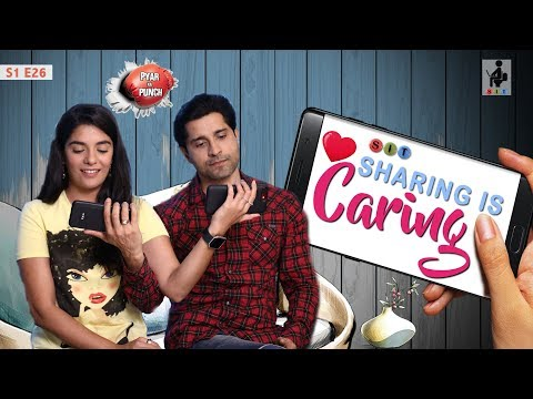 SIT | PKP | SHARING IS CARING | E 26 | Pracheen Chauhan | Pooja Gor