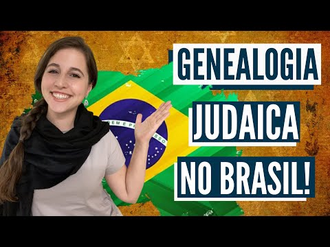 DESCENDENTES DE JUDEUS NO BRASIL! Eu Tenho Ascendência Judaica?