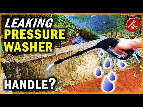 How to Fix Leaking Pressure Washer Wand (CHEAP)