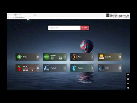 Heimdall application launcher - YouTube