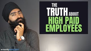 High Paid Employees Are Still Employees