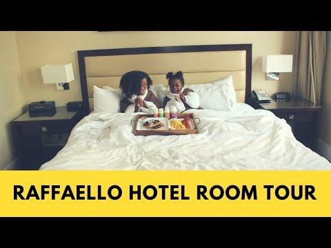 Raffaello Hotel Room Tour