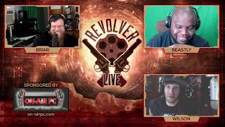 Revolver Live - Ep. 41 - Strike First, Strike Hard, No Mercy Mp3