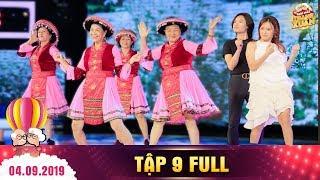 Mãi mãi thanh xuân2|Tập9 FULL:Quang Trung mê tít mắt với màn nhảy Để mị nói cho mà nghe của nhóm U80