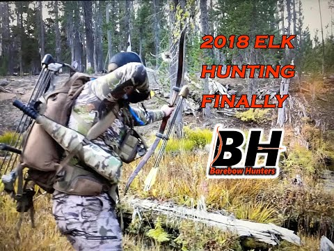 Traditional Elk Hunt Series 2018: Final Episode