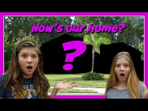 RETURNING HOME AFTER HURRICANE IRMA || VLOG || Taylor and Vanessa