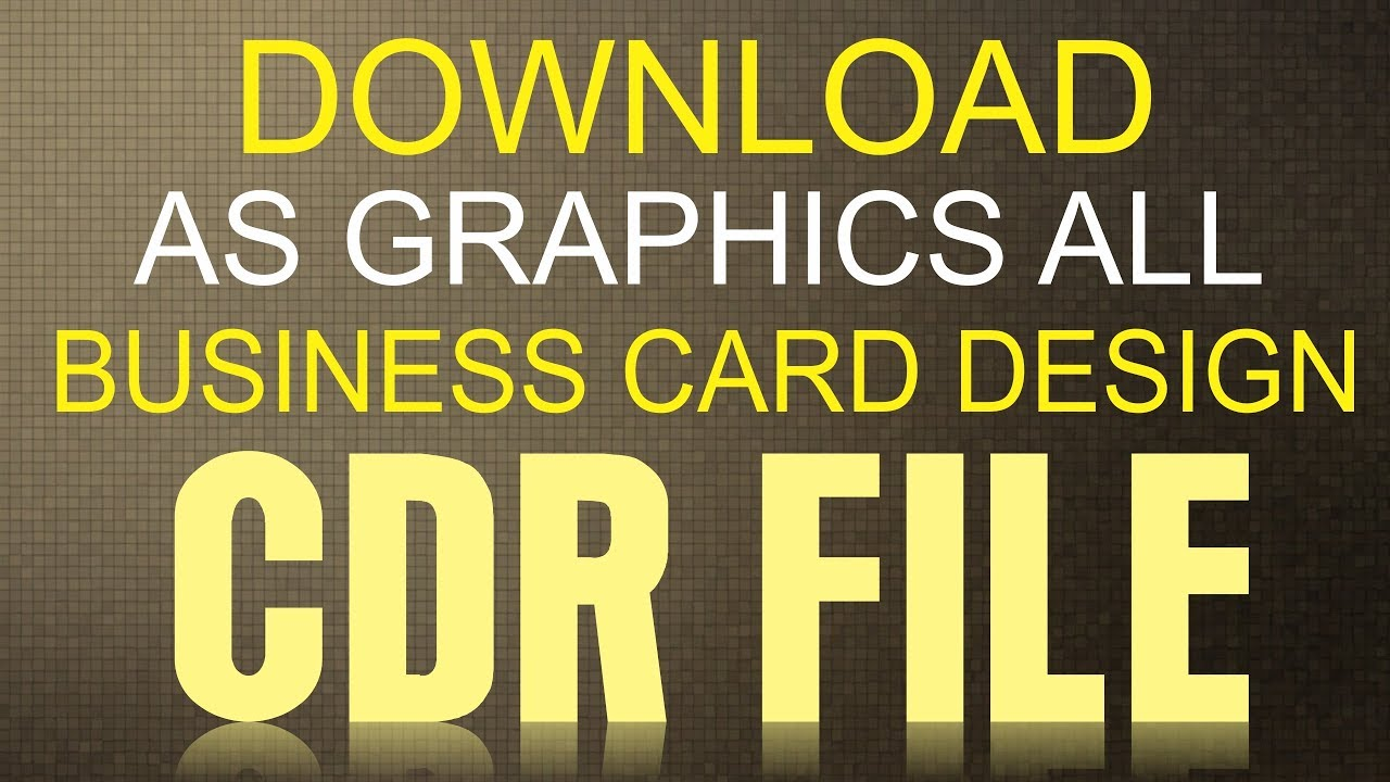 Coreldraw x7 tutorial how to download business card cdr file with coreldraw x7 tutorial how to download business card cdr file with as graphics magicingreecefo Choice Image