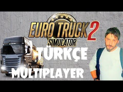 Euro Truck Simulator 2 Türkçe Online   Otobanda Takla 2