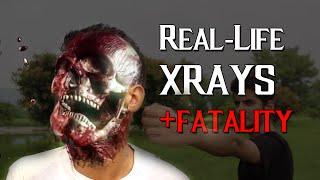 Real Life Mortal Kombat Xrays And Fatality!