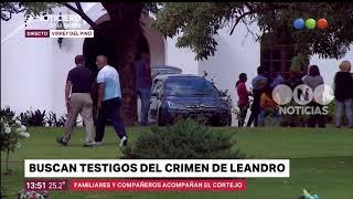 Buscan testigos del crimen del colectivero - El Noticiero de la Gente