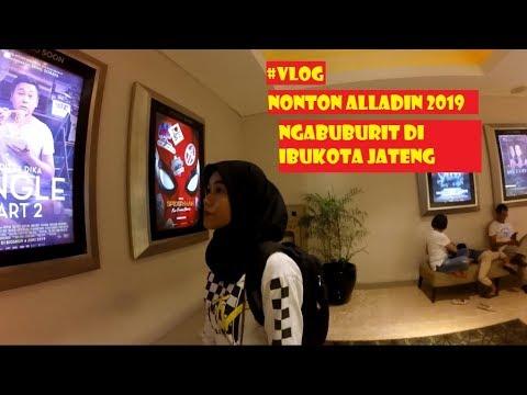 Vlog Nonton Bioskop ( Semarang } Alladin 2019