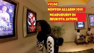 Video Vlog Nonton Bioskop XXI (semarang) Alladin 2019 download MP3, 3GP, MP4, WEBM, AVI, FLV November 2019