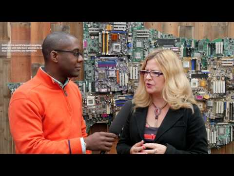 SXSW 2017: Smart Hustle Interview of Sarah Endline at SXSW2017 Dell Experience
