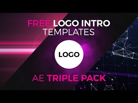 High Voltage Logo Reveal Intro Pack | 3 Free After Effects Templates With Music