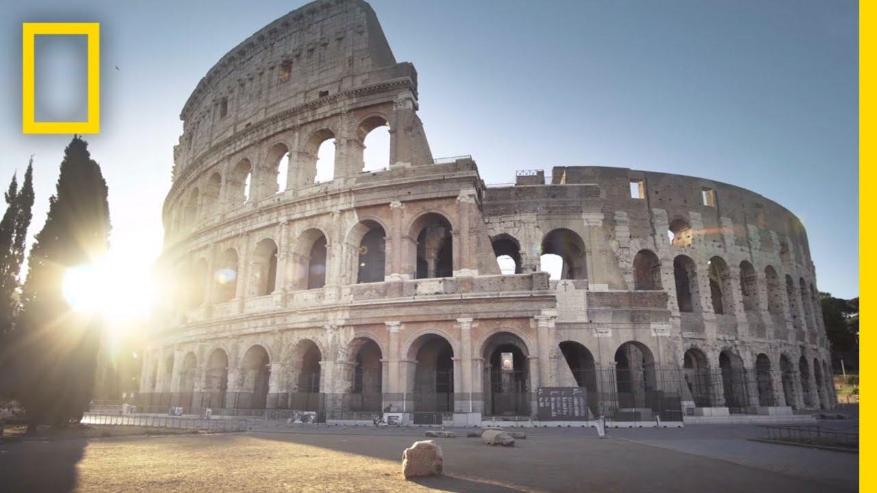 Ancient Rome 101   National Geographic - YouTube [ 720 x 1280 Pixel ]