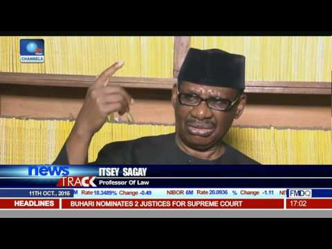 Lawyers Responsible For Rot In Judiciary -- Itsey Sagay