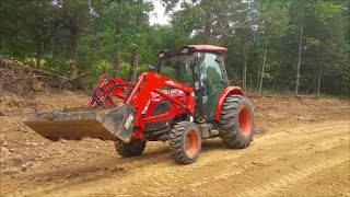 Awesome Compact Tractor Montage!! KIOTI NX6010