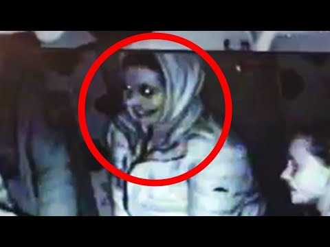 Top 10 Scary Ghost Sightings Caught On Tape And Spotted In Real Life