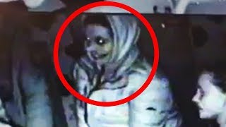 Top 10 Scary Ghost Sightings Caught On Tape   Unbelievable Real Ghost Videos