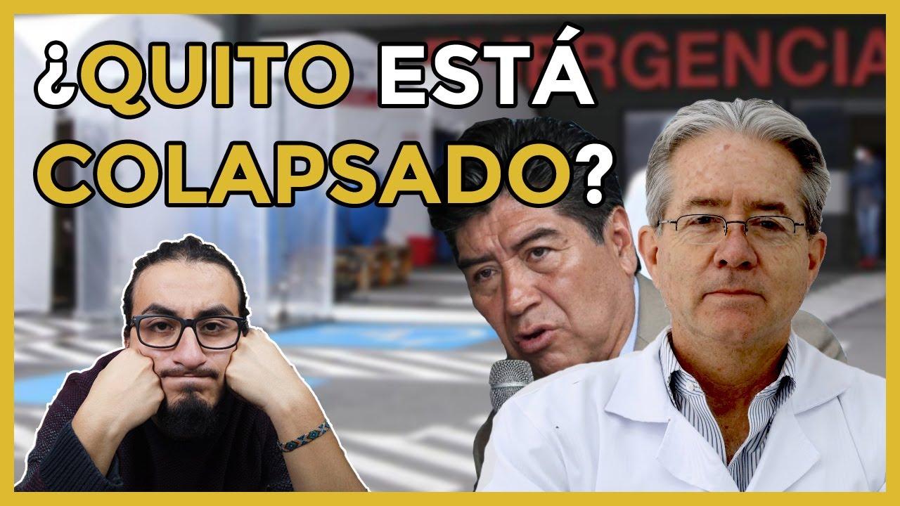 ¡QUITO en CRISIS HOSPITALARIA! | ¿Y las PRUEBAS PCR? | BN Periodismo | Noticias de Ecuador