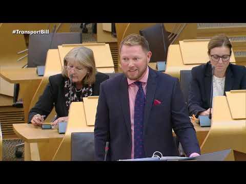 Debate: Transport (Scotland) Bill - 9 October 2019