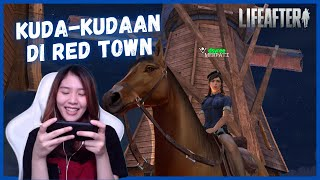 Horse, Faction, and Daily in Redwood Town (Newbie) | LifeAfter Mobile Indonesia