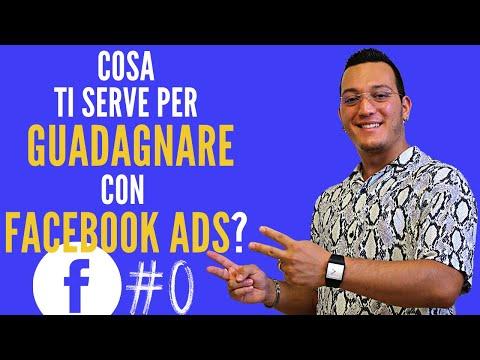 guadagnare con facebook ads