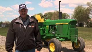 tractor tales 1972 john deere 4020